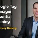 دانلود Google Tag Manager Essential Training آموزش گوگل تگ منیجر آموزش شبکه و امنیت طراحی و توسعه وب مالتی مدیا