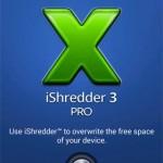 دانلود iShredder 3 PRO 3.0.15 – حذف غیرقابل بازگشت اطلاعات اندروید موبایل نرم افزار اندروید