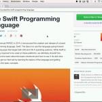 دانلود TutsPlus iPhone App Development With Swift آموزش ساخت اپلیکیشن آیفون با سوئیفت آموزش برنامه نویسی مالتی مدیا