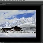 دانلود Digital Matte Painting:Changing a Scene From Summer to Winter آموزش تکنیک های مت پینتینگ آموزش گرافیکی مالتی مدیا