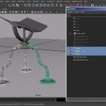 دانلود فیلم آموزشی Digital tutors Quick Start to Modeling in Maya قسمت اول آموزش انیمیشن سازی و 3بعدی مالتی مدیا