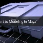 دانلود فیلم آموزشی Digital tutors Quick Start to Modeling in Maya قسمت دوم آموزش انیمیشن سازی و 3بعدی مالتی مدیا