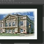 دانلود TutsPlus Mastering Perspective in Adobe Photoshop آموزش طراحی پرسپکتیو در فتوشاپ آموزش گرافیکی مالتی مدیا