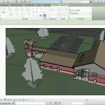 دانلود Revit Architecture:Rendering آموزش رویت آرشیتکچر،رندرینگ آموزش گرافیکی آموزش نرم افزارهای مهندسی مالتی مدیا