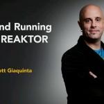 دانلود Up and Running with REAKTOR آموزش راکتور آموزش صوتی تصویری آموزش موسیقی و آهنگسازی آموزشی مالتی مدیا