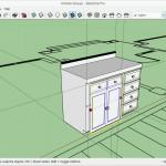 دانلود SketchUp for Interior Design آموزش اسکچ آپ برای طراحی داخلی آموزش گرافیکی مالتی مدیا