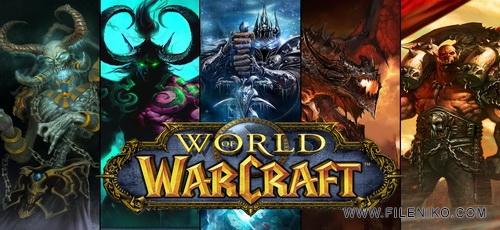 دانلود مجموعه کامل بازی World Of Warcraft برای PC