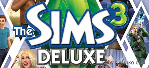 دانلود بازی سیمز 3 برای کامپیوتر