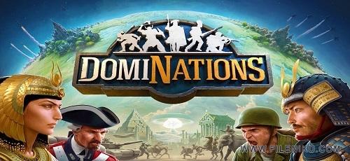 دانلود DomiNations 5.570.570  بازی تمدن های سلطه گر اندروید