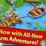 دانلود FarmVille 2: Country Escape 6.4.1235  بازی مزرعه داری 2 اندروید + مود استراتژیک بازی اندروید موبایل
