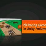 دانلود فیلم آموزشی Digital tutors 2D Racing Game Series in Unity قسمت چهارم آموزش ساخت بازی مالتی مدیا