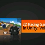 دانلود فیلم آموزشی Digital tutors 2D Racing Game Series in Unity قسمت پنجم آموزش ساخت بازی مالتی مدیا