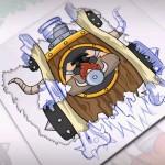 دانلود فیلم آموزشی Digital tutors 2D Racing Game Series in Unity قسمت دوم آموزش ساخت بازی مالتی مدیا