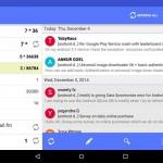دانلود Aqua Mail email app 1.9.0-350 مدیریت ایمیل اندروید موبایل نرم افزار اندروید