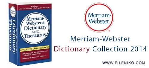 Merriam-Webster-Dictionary-Collection-2014
