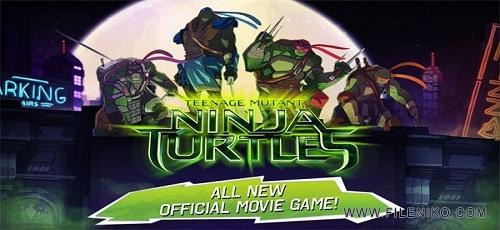 دانلود TMNT: Brothers Unite 1.0.2 – بازی لاک پشت های نینجا: برادران متحد اندروید + مود + دیتا