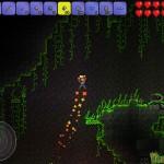 دانلود Terraria 1.2.12772  بازی محبوب جزیره شناور اندروید + مود + دیتا بازی اندروید ماجرایی موبایل
