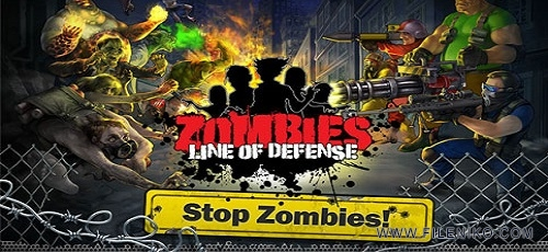 Zombies-Line-of-Defense-Free