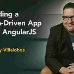 دانلود Building a Data-Driven App with AngularJS آموزش ساخت برنامه های داده محور با استفاده از AngularJS طراحی و توسعه وب مالتی مدیا