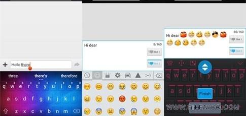 iKeyboard-emoji-emoticons