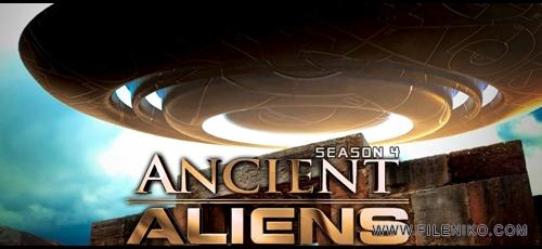 دانلود مجموعه مستند Ancient Aliens بیگانگان باستانی فصل چهارم با زیرنویس فارسی