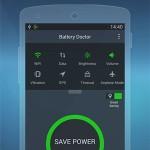 دانلود Battery Doctor 5.58  دکترِ باتری اندروید موبایل نرم افزار اندروید