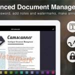 دانلود CamScanner 4.5.0.20170216  برنامه اسکنر اندروید موبایل نرم افزار اندروید