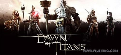 دانلود Dawn Of Titans 1.16.3  بازی استراتژی طلوع تایتان ها اندروید به همراه دیتا