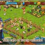 دانلود Farmdale 2.2.4  بازی مزرعه داری و کشاورزی اندروید + نسخه مود استراتژیک بازی اندروید موبایل