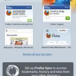 دانلود Firefox Browser for Android  آخرین نسخه مرورگر فایرفاکس برای اندروید موبایل نرم افزار اندروید