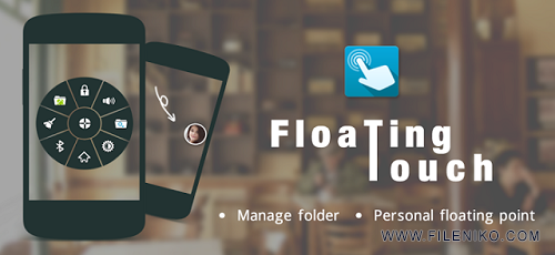 Floating-Toucher