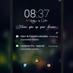 دانلود Hi Locker Your Lock Screen 1.9.7 قفل صفحه شیک اندروید موبایل نرم افزار اندروید