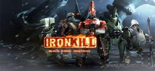 Ironkill-Robot-Fighting-Game
