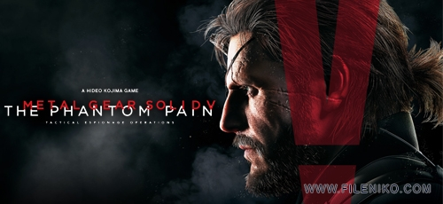 دانلود بازی Metal Gear Solid V The Phantom Pain برای PC