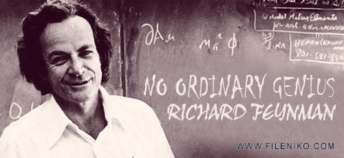 No.Ordinary.Genius.Richard.Feynman.Banner