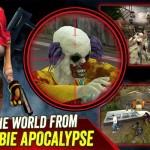 دانلود Zombie Hunter: Apocalypse 2.3.5  بازی شکارچی زامبی اندروید به همراه نسخه مود شده اکشن بازی اندروید موبایل