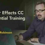 دانلود After Effects CC Essential Training آموزش افتر افکت سی سی آموزش صوتی تصویری آموزشی مالتی مدیا
