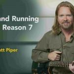 دانلود Up and Running with Reason 7 آموزش ریزن 7 آموزش صوتی تصویری آموزش موسیقی و آهنگسازی آموزشی مالتی مدیا