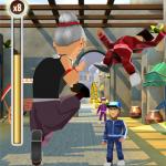 دانلود Angry Gran Run 1.43  بازی مادربزرگ عصبانی دونده اندروید + مود بازی اندروید سرگرمی موبایل