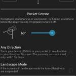 دانلود Gravity Screen Pro On/Off 3.4.1.6 Unlocked روشن و خاموش کردن خودکار صفحه اندروید موبایل نرم افزار اندروید