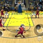 دانلود NBA 2K16 0.0.21 بازی بسکتبال ان بی ای 2016 اندروید + دیتا موبایل نقش آفرینی ورزشی