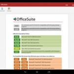 دانلود OfficeSuite Premium  آخرین ورژن آفیس سوئیت اندروید موبایل نرم افزار اندروید