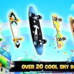 دانلود Skyline Skaters 2.12.0  بازی اسکیت بازان افق اندروید + مود بازی اندروید سرگرمی موبایل