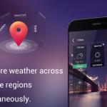 دانلود نرم افزار.Solo Weather v1.2.6 آب و هوا  اندروید موبایل نرم افزار اندروید