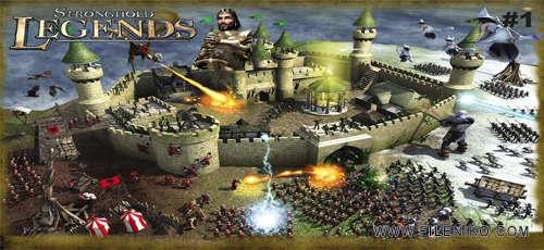 StrongHold-The-Legends