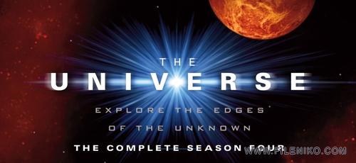 دانلود مجموعه مستند The Universe جهان هستی فصل چهارم با زیرنویس فارسی