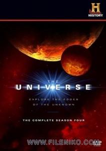 دانلود مجموعه مستند The Universe جهان هستی فصل چهارم با زیرنویس فارسی مالتی مدیا مستند