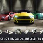 دانلود Top Speed: Drag and Fast Racing 1.2  بازی درگ اندروید + مود + دیتا بازی اندروید ماشین سواری موبایل