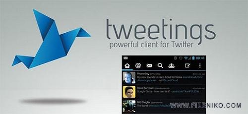 Tweetings-for-Twitter