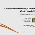 دانلود آموزش Pluralsight Entity Framework 6 Ninja Edition-What's New in EF6 آموزش برنامه نویسی مالتی مدیا